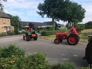 Oldtimer tractoren